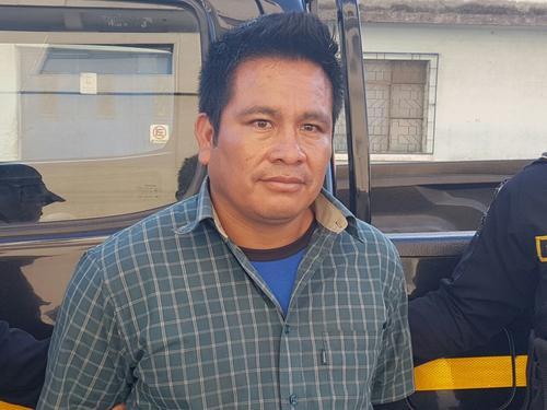 Pérez Martínez deberá permanecer en prisión preventiva, según resolvió el Juzgado de Turno de Femicidio. (Foto: PNC)