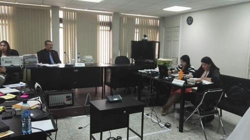 el Juzgado de Mayor Riesgo C lleva el proceso en contra de la banda. (Foto: Cortesía)