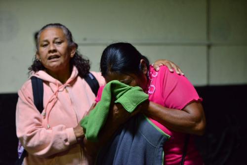 Los familiares de las victimas. (Foto: Jesus Alfonso/Soy502)