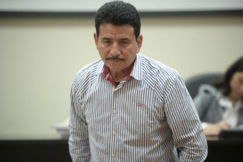 """Cordero es vinculado a la red de lavado de dinero en la que habrían participado varias municipalidades de Jutiapa, bajo la coordinación de """"Chico Dólar"""".  (Foto: Wilder López/Soy502)"""