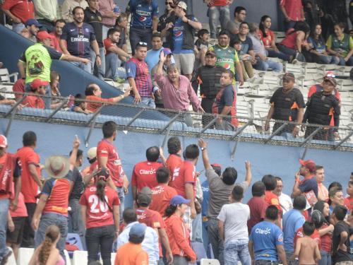 El presidente salió a defender a la principal figura del plantel rojo. (Foto: Wilder López/Soy502)
