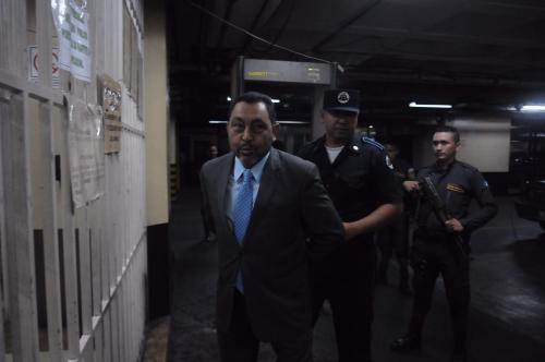 Mauricio López Bonilla ya enfrenta un proceso penal por el caso conocido como Cooptación del Estado y por la Cooperacha.  (Foto: Jesús Alfonso/Soy502)