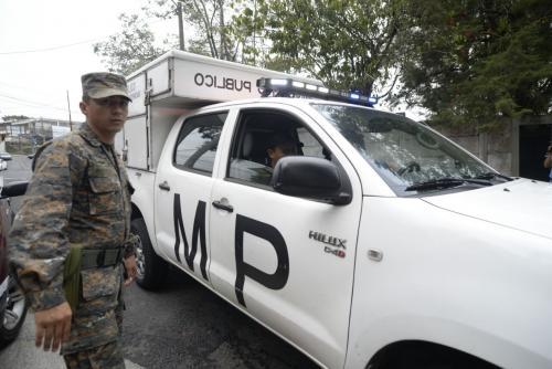 El MP comenzó la investigación por la fuga de La Patrona. (Foto: Wilder López/Soy502)