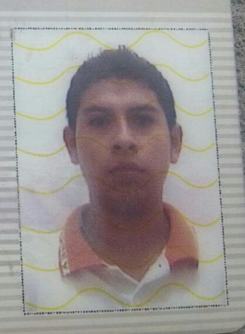 José Alfredo Lorenzo Valentín de 28 años es el ciudadano mexicano que atropelló a seis personas. (Foto: Soy502)