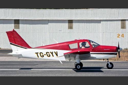 Esta es la avioneta desaparecida. (Foto: DGAC)