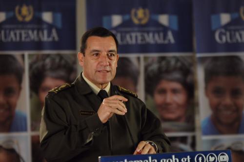 Mansilla señaló que el hermano del fallecido es miembro del Ejército. (Foto: Jesús Alfonso/Soy502)
