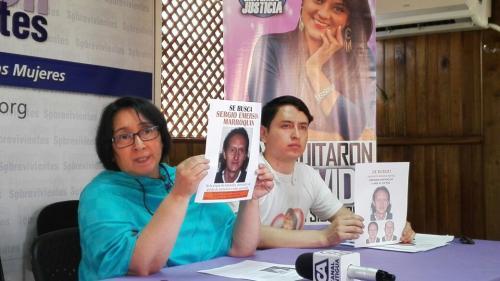 Norma Cruz, de Fundación Sobrevivientes, confirmó que existen prueba de que fue Marroquín Alfonso quien agredió a Gabriela Barrios y su madre. (Foto: Marcia Zavala/Soy502)