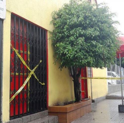 El centro nocturno El Barón Rojo ha sido clausurado. (Foto: PNC)