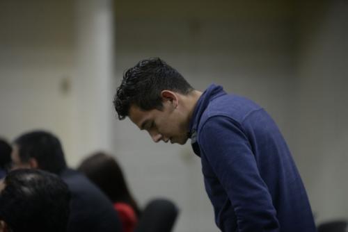 Los regaños a José Manuel han sido varios. (Foto: Wilder Lopez/Soy502)