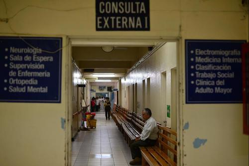 La Consulta Externa del Roosevelt únicamente atenderá a pacientes crónicos. (Foto Archivo/Soy502)