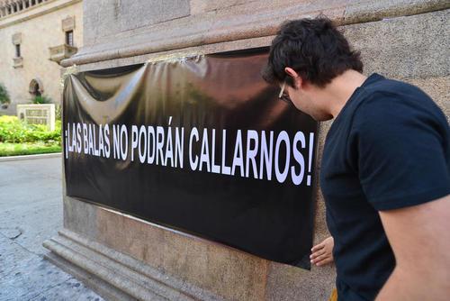 Los ataques contra periodistas se han incrementado en los últimos años. (Foto Wilder López/Soy502)
