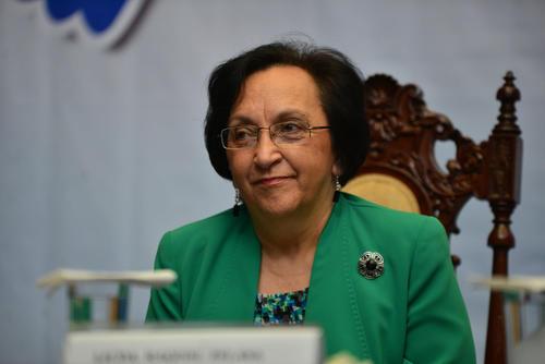 Es actualmente la secretaria general de Asies.  (Foto: Archivo/Soy502)