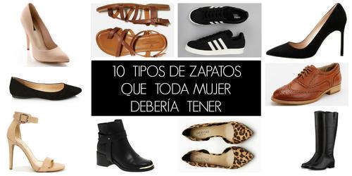 Este es un ejemplo del calzado que puedes elegir en para tu armario. (Foto: multitaskinggirls.com)