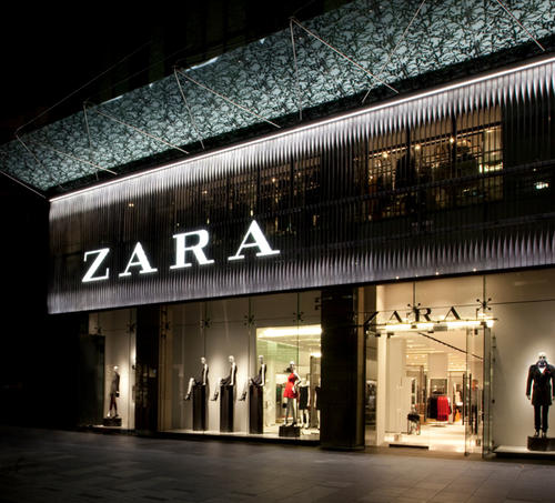 Zara cuenta con 2085 tiendas alrededor del mundo y fue fundada en el año 1975. (Foto: Google)