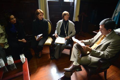 En el último mes, la excandidata presidencial Zury Ríos se reunió con diputados para promover la pena de muerte. (Foto: Archivo/Soy502)