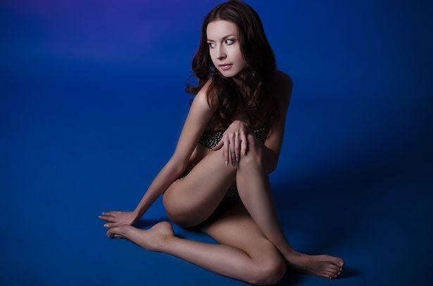 Katerina Laktionova era una modelo rusa que falleció por anorexia. (Foto mirror.co.uk)