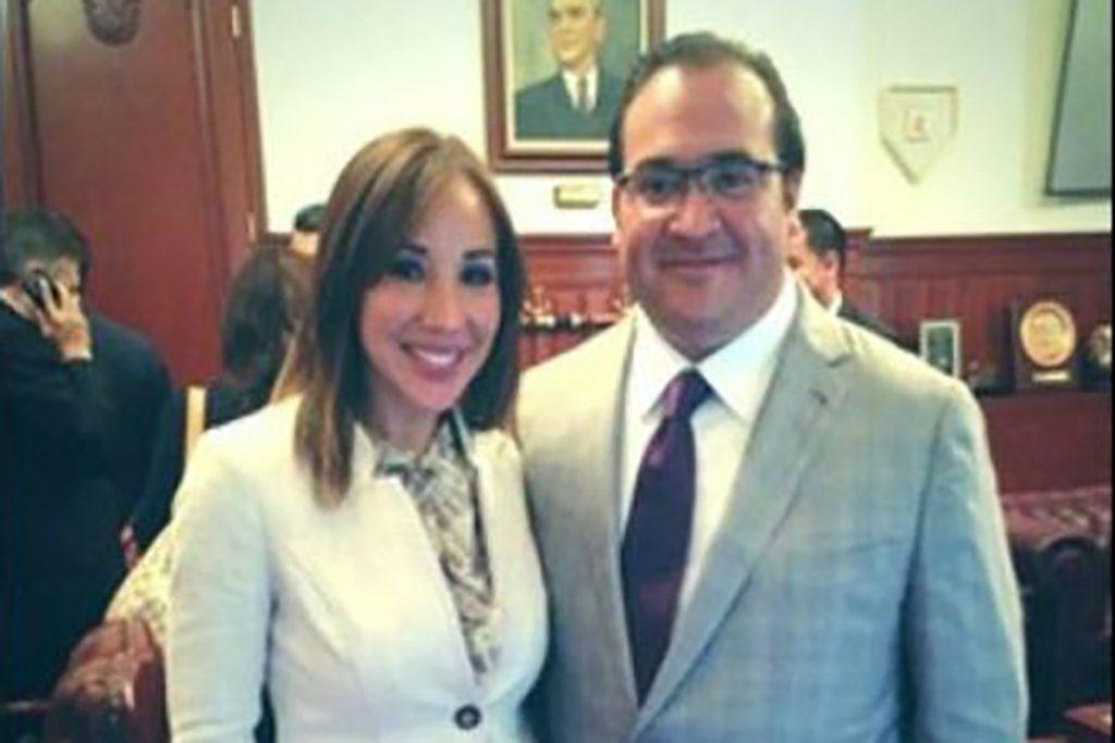 Duarte habría sostenido una relación sentimental con la detenida. (Foto. El Heraldo de México)
