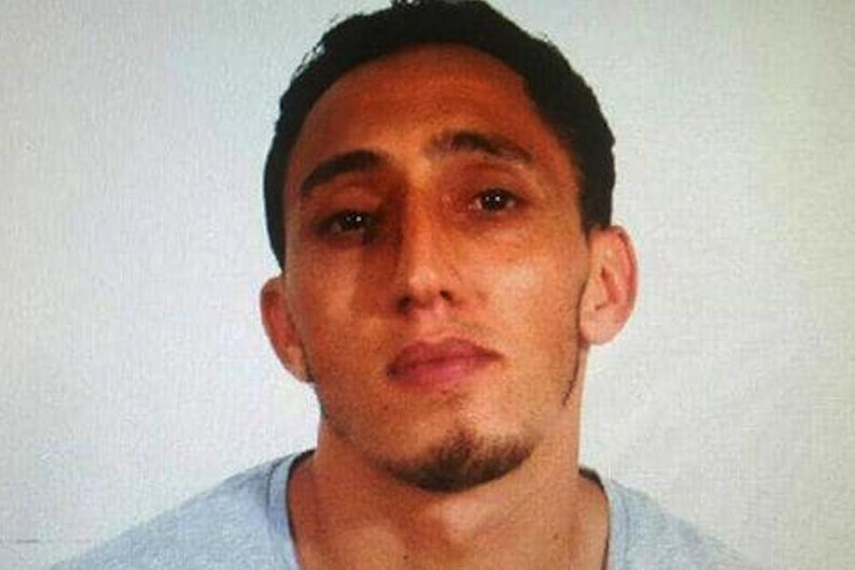 Uno de los responsables fue identificado como Driss Oukabir Soprano. (Foto. Infobae)