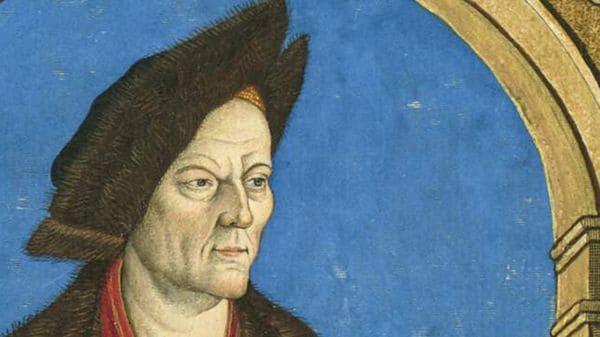 El hombre nació en Augsburgo en 1459 y falleció a los 66 años. (imagen. Infobae)