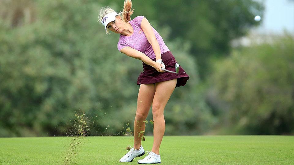La LPGA diseñó código de vestimenta que prohíbe escotes y minifaldas