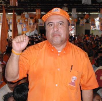 El exdiputado Humberto Sosa es el reemplazo de Juárez. (Foto: @LicLeonelSosa/Twitter)