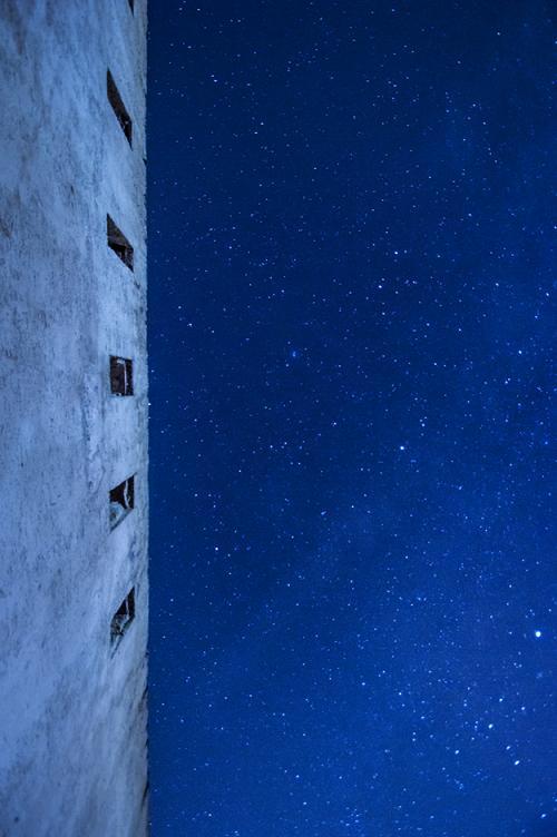 La fotografía puede ser un medio perfecto para capturar estrellas