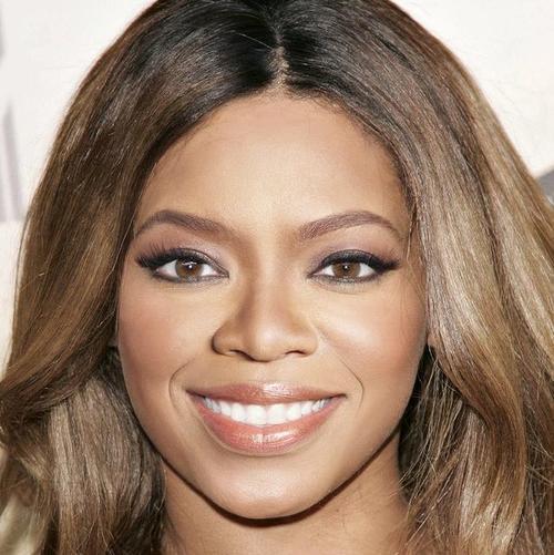 Beyonce Knowles y Oprah Winfrey