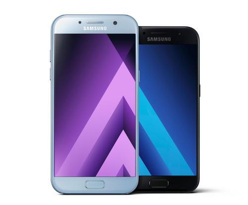 Así luce el Galaxy A3 201