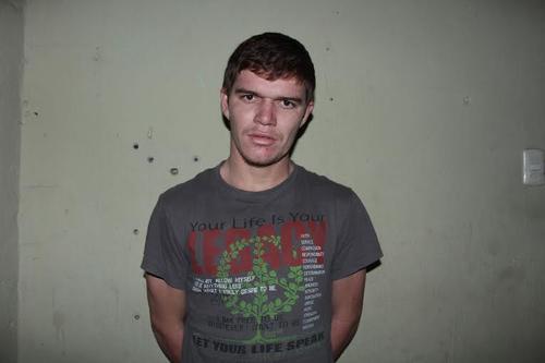 El reo Oscar Oswaldo Archila Ovalle se encuentra prófugo, guardaba prisión en la cárcel de Cantel en Quetzaltenango. (Foto: stereo100.com.gt)