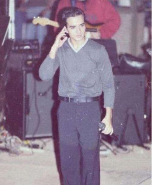 Luis Fonsi dio inicio a su carrera artística en 1999. (Foto: Archivo)