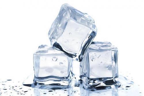 Los beneficios del hielo puedes percibirlo en diferentes áreas de tu cuerpo (Foto: cfxtras)