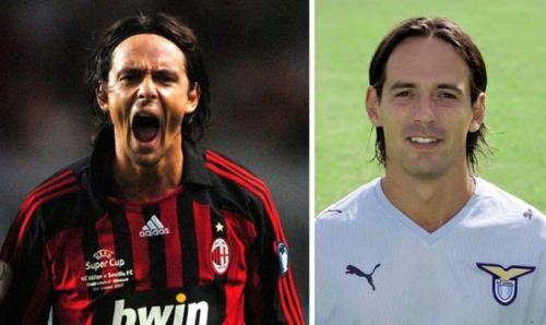 Filippo y Simone Inzaghi son dos hermanos con realidades diferentes dentro del fútbol. (Foto: Twitter)