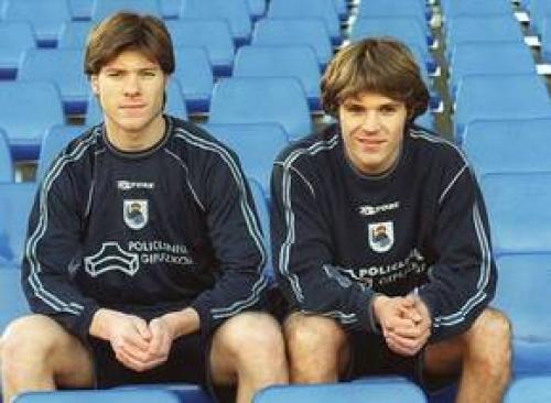 Xabi y Mikel Alonso, hermanos futbolistas. (Foto: Twitter)
