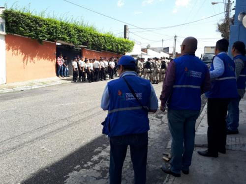 Ambas entidades mantienen presencias en los alrededores de Las Gaviotas. (Foto: PNC)