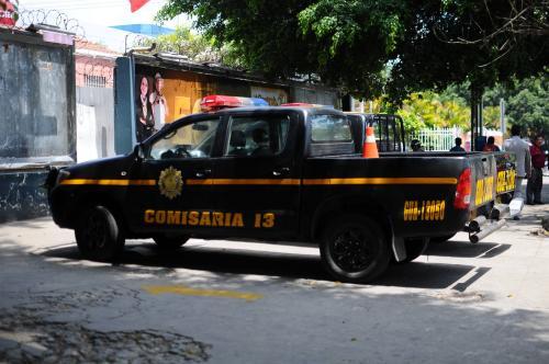 Cada patrulla gasta entre 8 y 10 galones de combustible al día. (Foto: archivo/Soy502)