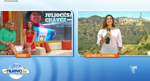 Este es el reportaje que hicieron acerca de Julio César Chávez. (Foto: captura de pantalla)