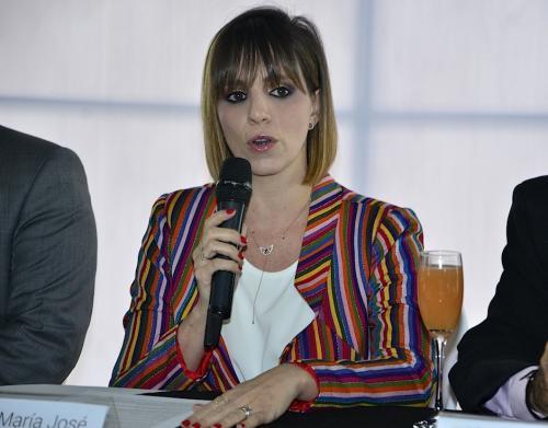 María José Asensió es creadora de la gala de beneficencia Trasciende 2017. (Foto: Selene Mejía/Soy502)