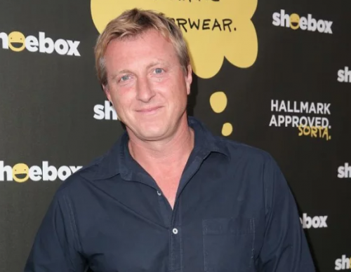 William Zabka. (Foto: Infobae)