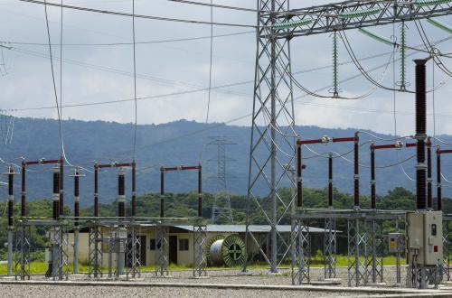 La Transportadora de Energía de Centroamérica S.A., es una empresa guatemalteca que presta servicios de transmisión de energía y actividades asociadas en Guatemala y Centroamérica. (Foto: George Rojas/Soy502)