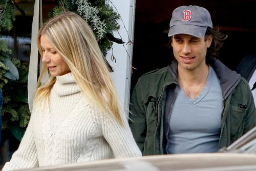Gwyneth Paltrow y Brad Falchuk. (Foto: Bravo TV)