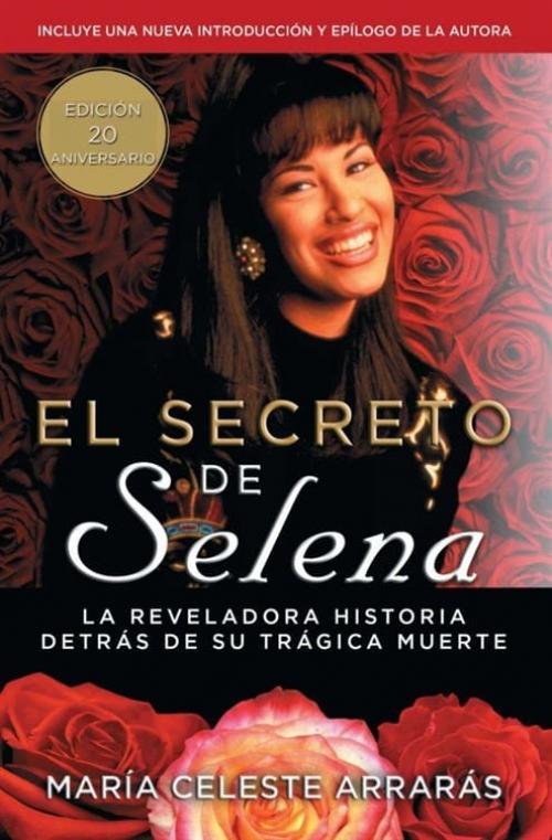 """Libro """"El secreto de Selena"""". (Foto: diariopresente.mx)"""