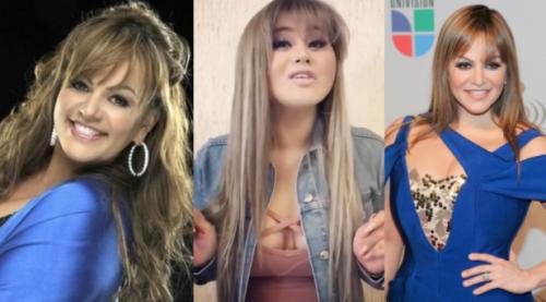 Gomita luce como la Diva de la Banda Jenni Rivera. (Foto: SDP Noticias)