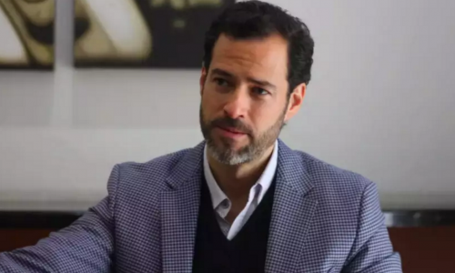 Emiliano Salinas, hijo de expresidente mexicano Carlos salinas era accionista mayoritario de la secta. (Foto: BuzzFeed News)