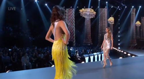 Filtran supuesto resultado final de Miss Universo 2018