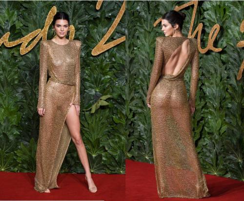 Kendall Jenner es la modelo mejor pagada del 2018