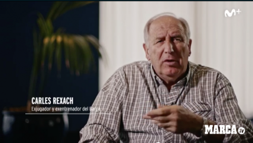 Rexach arriesgó todo porque Messi llegara a Barcelona. (Captura Video)