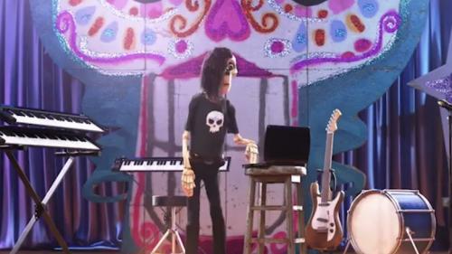 Esta es la escena en la que se logra ver a Sid. (Foto: captura de YouTube)