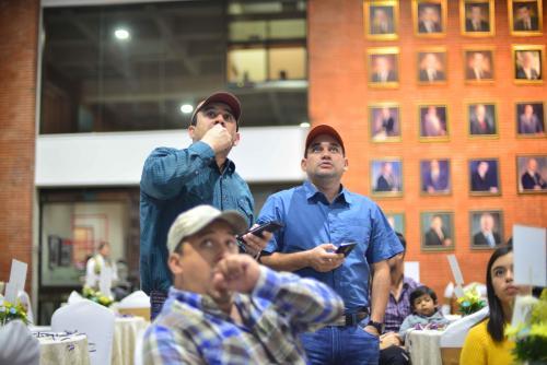Los nervios invadieron a algunos productores cada vez que cambiaban los precios del café. (Foto. Jesús Alfonso/Soy502)
