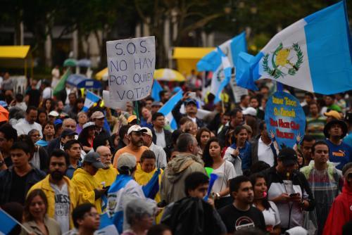 Uno de los desafíos inmediatos para Guatemala es reformar el sistema de partidos políticos. (Foto: Wilder López/Archivo Soy502)