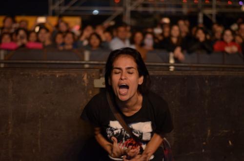 La música del guatemalteco aviva los sentimientos. (Foto: Wilder López/Soy502)